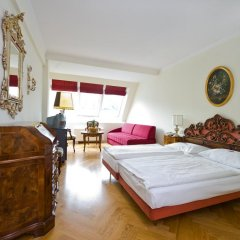 Hotel Royal 4* Номер Делюкс с разными типами кроватей фото 7
