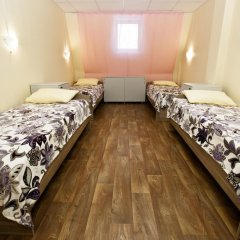 Хостел Тюмень Номер Комфорт разные типы кроватей фото 4