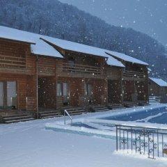 Sunny Mountain Hotel Хуст балкон