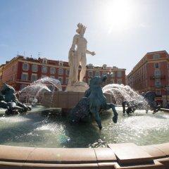 Отель Palais Hongran de Fiana Франция, Ницца - отзывы, цены и фото номеров - забронировать отель Palais Hongran de Fiana онлайн парковка