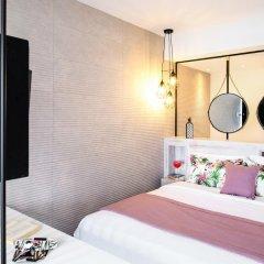 Отель Antigoni Beach Resort 4* Стандартный номер с различными типами кроватей