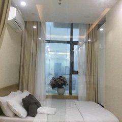 Отель Handy Holiday Nha Trang Апартаменты с различными типами кроватей фото 6