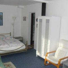 Отель Pension Hanspaulka 2* Стандартный номер с различными типами кроватей фото 4