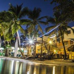 Отель Gusto Tropical Hotel Доминикана, Бока Чика - отзывы, цены и фото номеров - забронировать отель Gusto Tropical Hotel онлайн бассейн