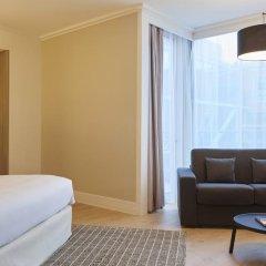Отель Marriott Lyon Cité Internationale 4* Полулюкс с различными типами кроватей фото 3