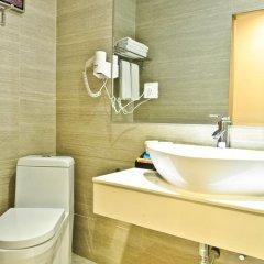 Sealy Hotel, Guangzhou 2* Стандартный номер с 2 отдельными кроватями фото 5