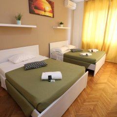 Отель Guest House Pirelli 3* Стандартный номер с двуспальной кроватью (общая ванная комната) фото 18