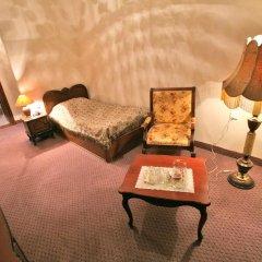 Отель Симпатия 3* Стандартный номер разные типы кроватей фото 4