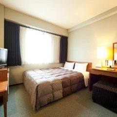 Plaza Hotel Tenjin Фукуока комната для гостей фото 4