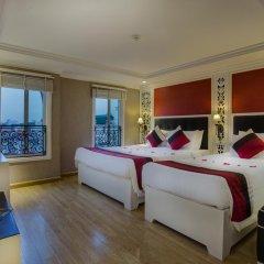 Oriental Central Hotel 3* Стандартный номер с различными типами кроватей фото 6