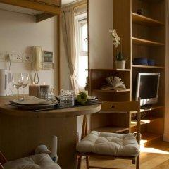 Отель Notting Hill Garden Studios Великобритания, Лондон - отзывы, цены и фото номеров - забронировать отель Notting Hill Garden Studios онлайн удобства в номере фото 2