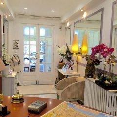 Отель des Dames (ex Commodore) Франция, Ницца - 1 отзыв об отеле, цены и фото номеров - забронировать отель des Dames (ex Commodore) онлайн интерьер отеля фото 2