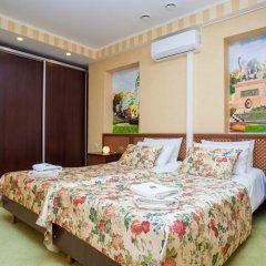 Вертолетная площадка отель 3* Номер Эконом с двуспальной кроватью фото 2