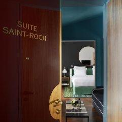 Le Roch Hotel & Spa 5* Улучшенный люкс с различными типами кроватей