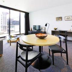 Alpha Mosaic Hotel Fortitude Valley 4* Люкс с различными типами кроватей