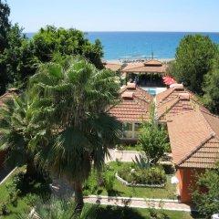 Safak Beach Hotel 2* Стандартный номер фото 31