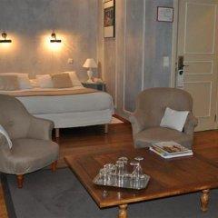 Hotel le Dixseptieme 4* Стандартный номер с различными типами кроватей фото 19