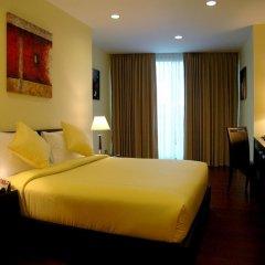 Отель Seven Place Executive Residences Бангкок комната для гостей фото 4