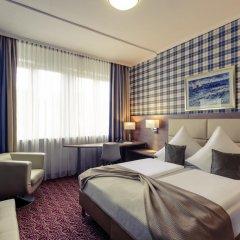 Mercure Hotel Kaiserhof Frankfurt City Center 4* Стандартный номер с различными типами кроватей фото 2