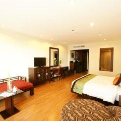 Отель The Heritage Pattaya Beach Resort 4* Номер Делюкс с различными типами кроватей фото 9