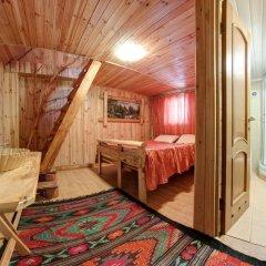 Семейный отель Горный Прутец 3* Стандартный семейный номер с двуспальной кроватью фото 3