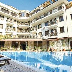 Отель Villa Maria Revas Болгария, Солнечный берег - отзывы, цены и фото номеров - забронировать отель Villa Maria Revas онлайн бассейн фото 3