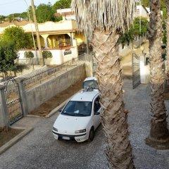Отель Villa Arenella Аренелла парковка