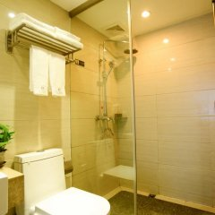 Отель Insail Hotels Railway Station Guangzhou 3* Номер Бизнес с различными типами кроватей фото 15