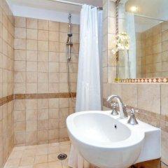 Отель Monti Halldis Apartments Италия, Рим - отзывы, цены и фото номеров - забронировать отель Monti Halldis Apartments онлайн ванная