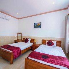 Отель Hanh Ngoc Bungalow 2* Стандартный номер с двуспальной кроватью фото 8
