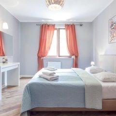 Отель LeoApart Апартаменты с различными типами кроватей фото 18