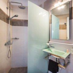 Апартаменты Georgis Apartments Студия с различными типами кроватей фото 23