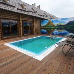 Отель Relax Centre Banki Калининград бассейн