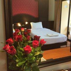 Отель SK Residence 3* Улучшенный номер с различными типами кроватей фото 10