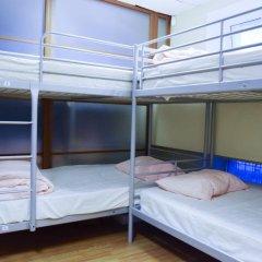 Хостел Moscow Friends Кровать в общем номере с двухъярусной кроватью фото 6