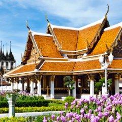 Отель Ratchadamnoen Residence Бангкок развлечения