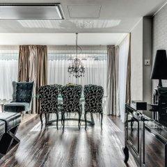 Отель Best Western Hotell Savoy 4* Люкс с различными типами кроватей фото 7