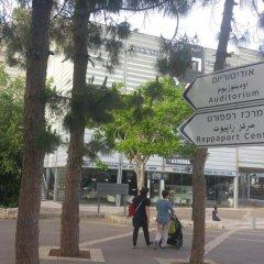 Апартаменты Marom Carmel Center Apartments Хайфа городской автобус