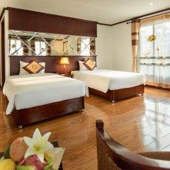 Отель May de Ville Old Quarter 4* Улучшенный номер с различными типами кроватей фото 7