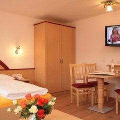 Отель Aparthotel Waidmannsheil 4* Апартаменты разные типы кроватей фото 5