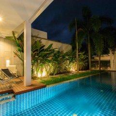 Отель Bang Tao Beach Pool Villa бассейн фото 2