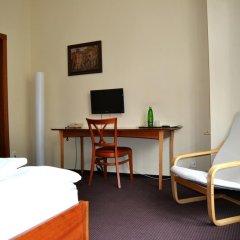 Hotel Praha Liberec 3* Стандартный номер фото 7