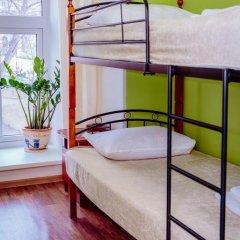 Хостел Берег Кровать в общем номере фото 26