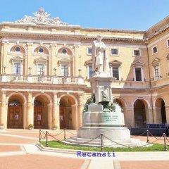 Отель Rosada Camere Porto Recanati. Порто Реканати