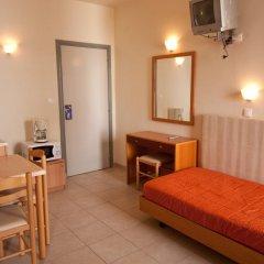 Achillion Hotel 2* Улучшенная студия с различными типами кроватей фото 2