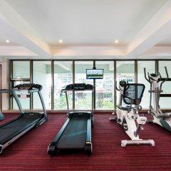 Отель Furama Silom, Bangkok фитнесс-зал фото 4