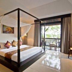 Отель Anyavee Tubkaek Beach Resort 4* Улучшенный номер с различными типами кроватей фото 2