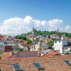 Отель Дафи Болгария, Пловдив - отзывы, цены и фото номеров - забронировать отель Дафи онлайн балкон