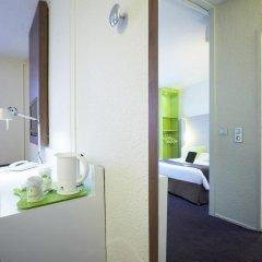 Отель Campanile Lyon Centre - Gare Part Dieu Франция, Лион - отзывы, цены и фото номеров - забронировать отель Campanile Lyon Centre - Gare Part Dieu онлайн комната для гостей фото 4