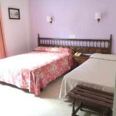 Hotel Via Norte 2* Стандартный номер фото 11
